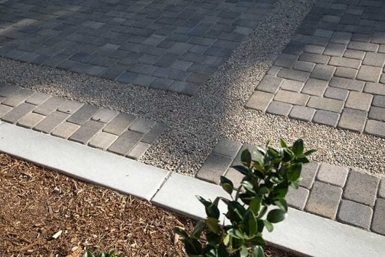Angelus Paver Border Close Up